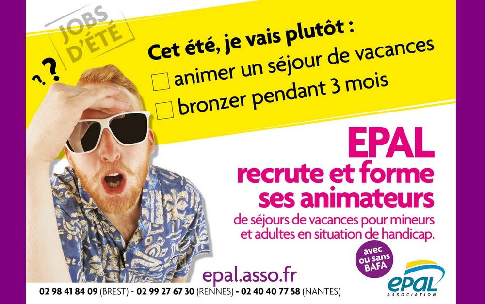 Recrutement EPAL