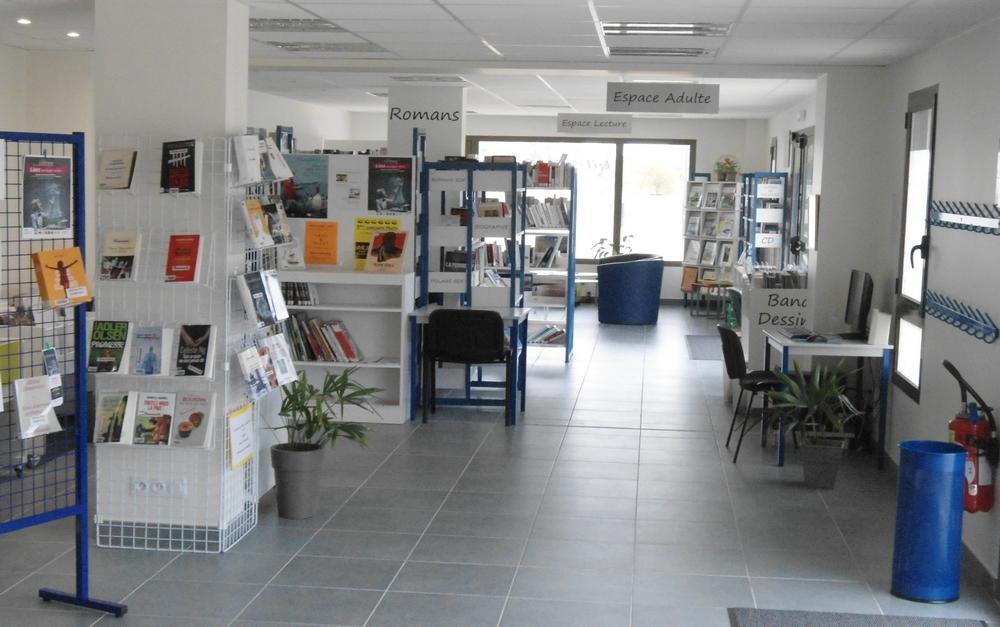 Bibliothèque Au Fil Des Mots