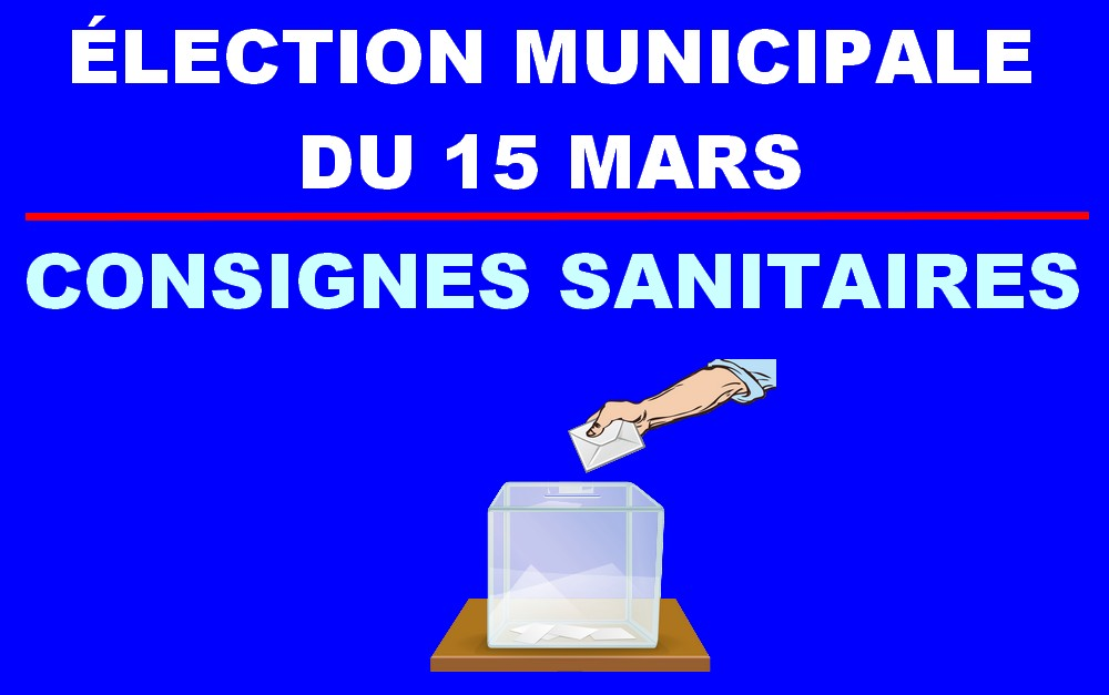 Élection Municipale du 15 Mars